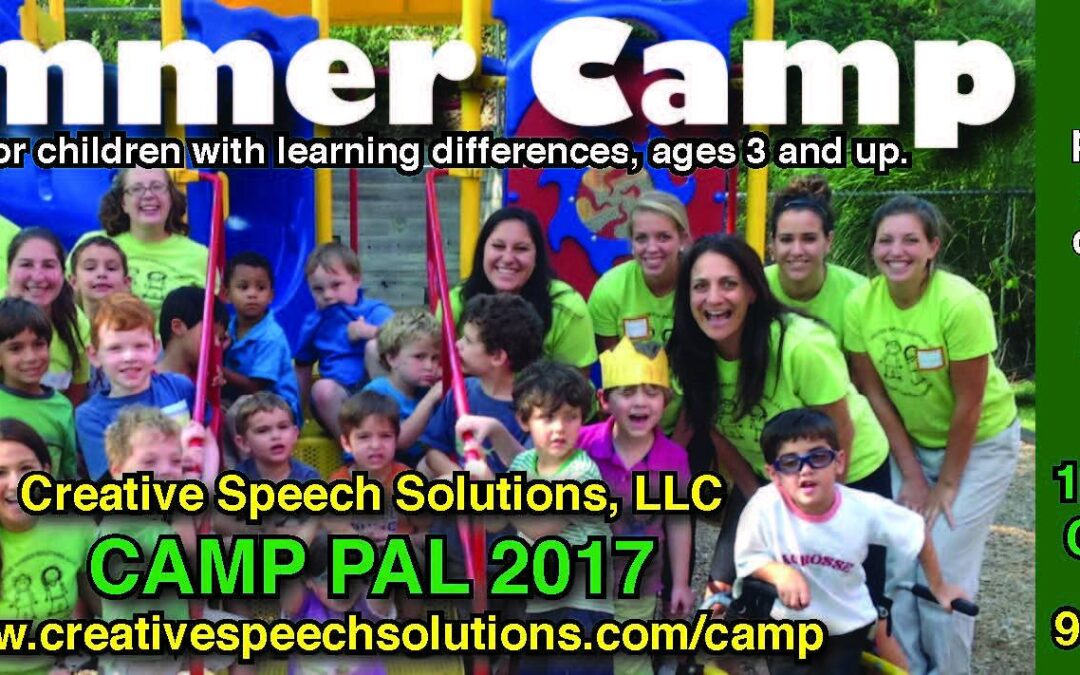 Summer Camp for Children with Learning Differences